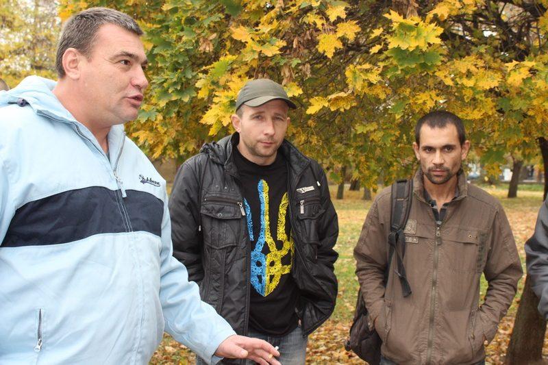 В Вознесенске подыскивают место для установки памятника погибшим на Донбассе героям АТО