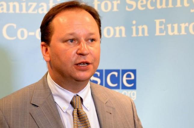 Брат россиянина-претендента на пост главы Интерпола представляет Украину в ОБСЕ