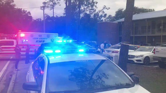 Во Флориде произошла стрельба в йога-центре