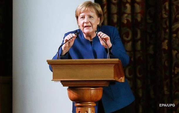 Меркель высказалась по выборам на Донбассе