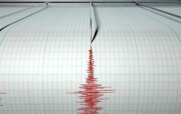На Аляске произошло сильное землетрясение