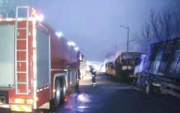 В Китае произошел взрыв у химзавода, более 20 погибших