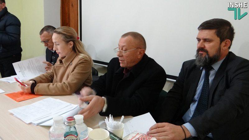 Николаевский облсовет хочет, чтобы город дал 44 млн.грн. на Николаевский онкодиспансер. В горздраве говорят, что денег нет