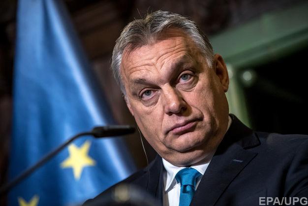 Орбан: Венгрия поддерживает Украину в противостоянии с Россией
