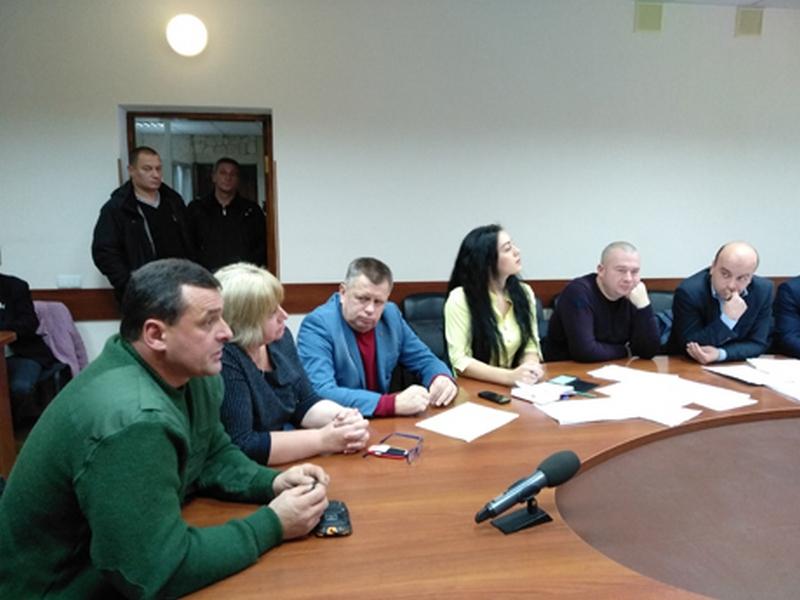 Без мэра, теперь еще и без секретаря горсовета: в Южноукраинске депутаты отправили в отставку Людмилу Дзюбенко
