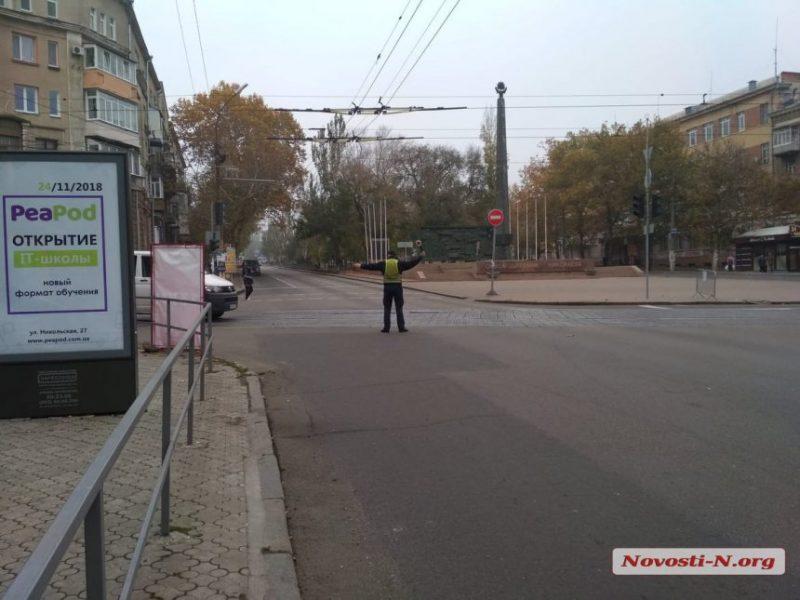 Центральный проспект и улицу Соборную перекрыли — в Николаеве начался Международный забег