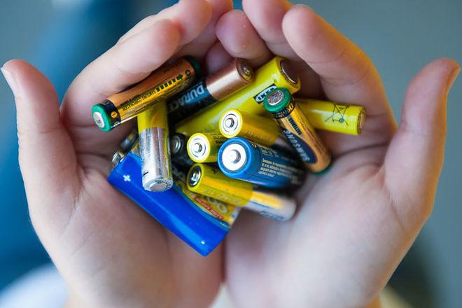 Закрылся единственный в Украине завод по утилизации б/у батареек