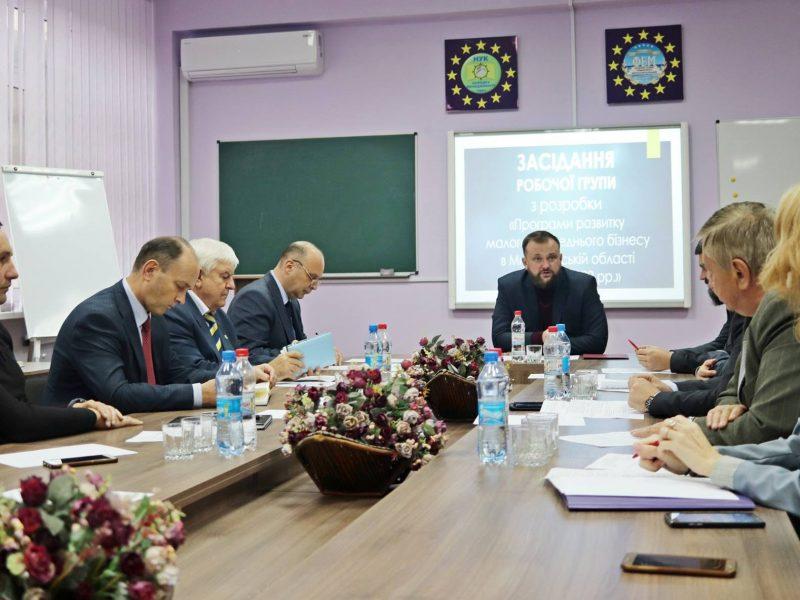 Задача Николаевской ОГА – максимально усовершенствовать систему поддержки малого и среднего бизнеса, – Кушнир