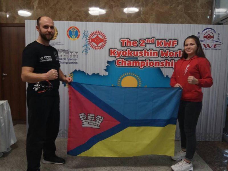 Юная каратистка из Первомайска стала чемпионкой мира