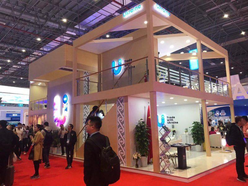 Инвестиционный потенциал Николаевщины представлен на Международной импортной выставке в Шанхае