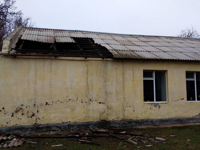 На Николаевщине загорелся психоневрологический интернат, эвакуированы 35 человек