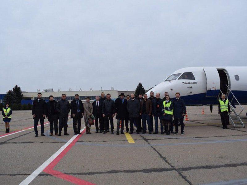 Состоялся первый, «тестовый» рейс из Николаевского международного аэропорта. Достаточно ли этого для начала регулярных полетов?