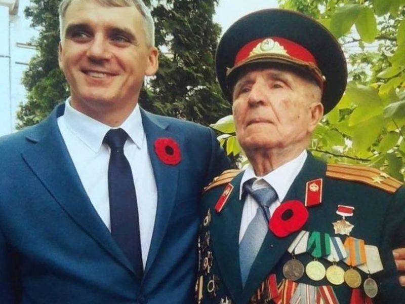 Состояние николаевского ветерана Второй мировой, избитого грабителями, остается стабильно тяжелым