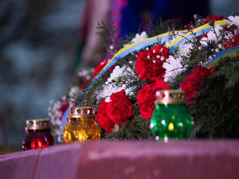 В Николаеве помянули жертв Голодомора