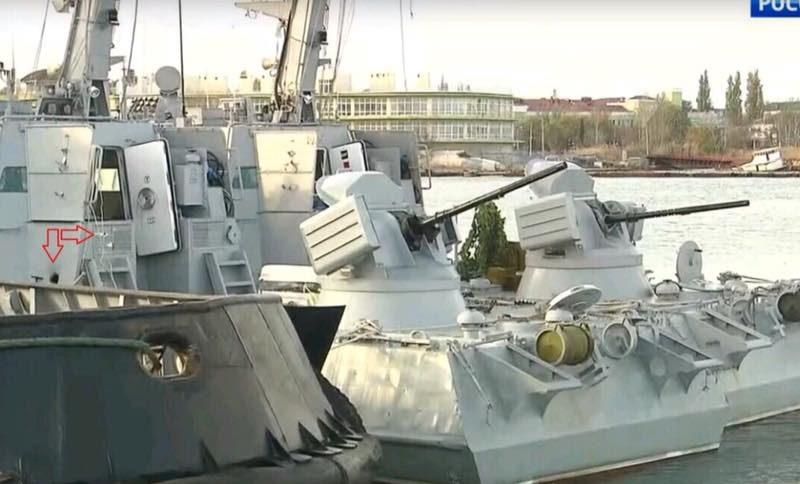 """""""Суд"""" арестовал 12 украинских военных, захваченных РФ в Керченском проливе"""