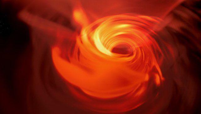 Ученые создали симуляцию черной дыры