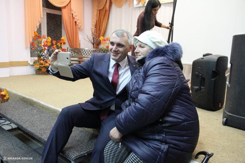 Сенкевич#Поруч: стартовали публичные отчеты мэра Николаева перед горожанами