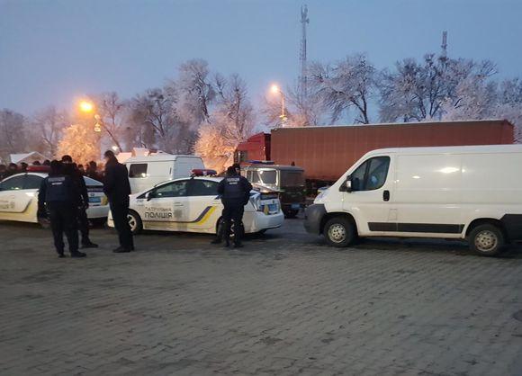 Протест владельцев авто на еврономерах: на границе с Польшей частично разблокировали два пункта пропуска