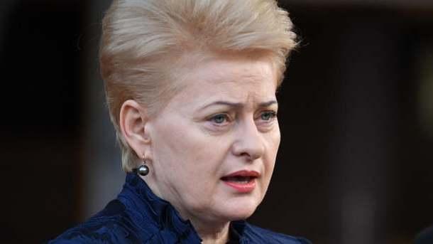 Президент Литвы: действия РФ — прямая война против Украины, мы готовы помочь