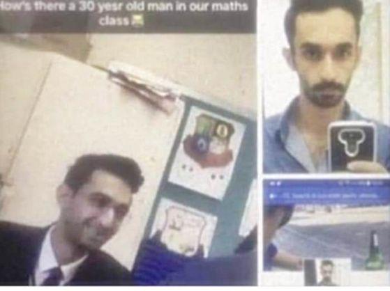 30-летний иранец притворялся школьником, чтобы получить образование в британской школе