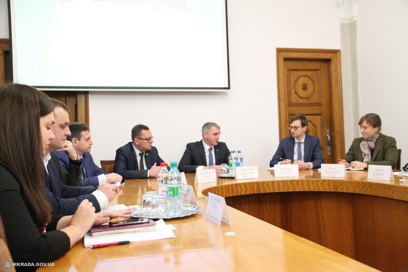 ЕБРР готов дать Николаеву кредит в 10 млн.евро на модернизацию  электротранспорта. Задача для 00b7f1060e31b