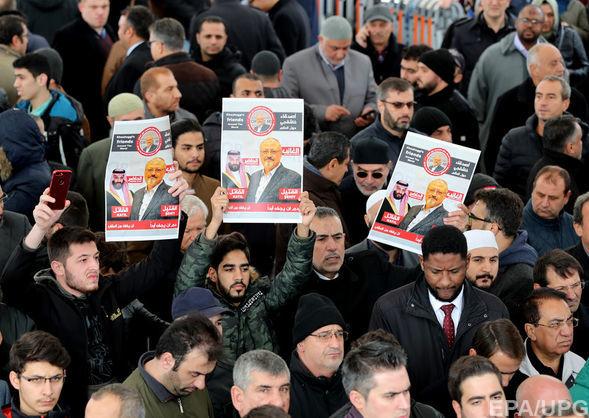 Тело Хашукджи могли вывезти из Стамбула в багаже – министр обороны Турции