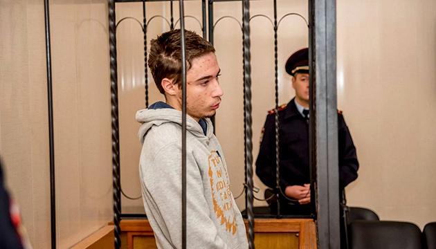 Свидетельница обвинения дала показания в пользу украинского политзаключенного Павла Гриба