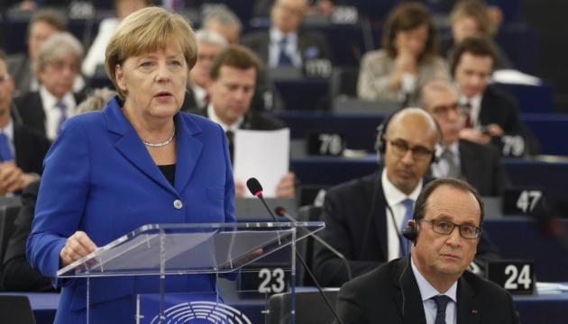 Ангела Меркель решила удалить свой аккаунт в Facebook