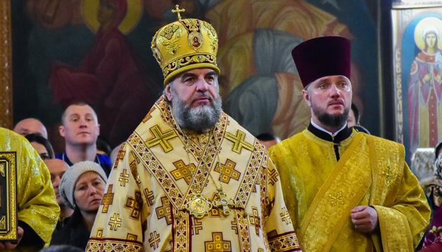 Митрополит УПЦ МП Симеон: С нами, или без нас поместная церковь в Украине будет создана