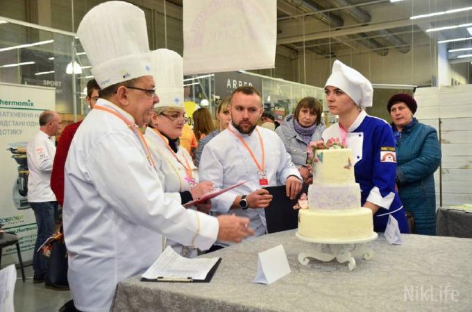 Молодые повара со всей Украины выясняли в Николаеве, кто из них лучший