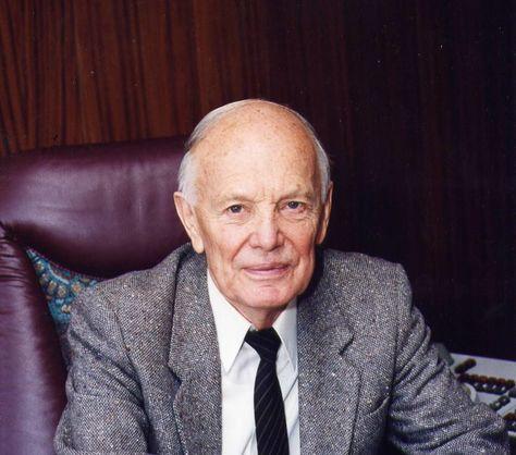 Президенту Национальной академии наук Патону исполнилось 100 лет