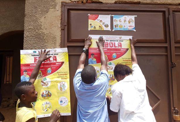 Число заразившихся лихорадкой Эбола в Конго превысило 400 человек