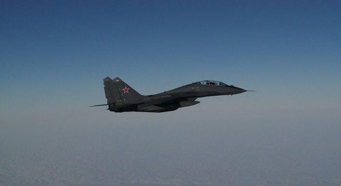 Истребители НАТО три раза поднимались для перехвата российских самолетов над Балтийским морем