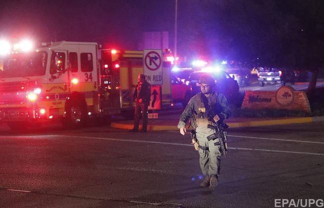 Стрельба в Калифорнии: полиция заявила о 12 погибших