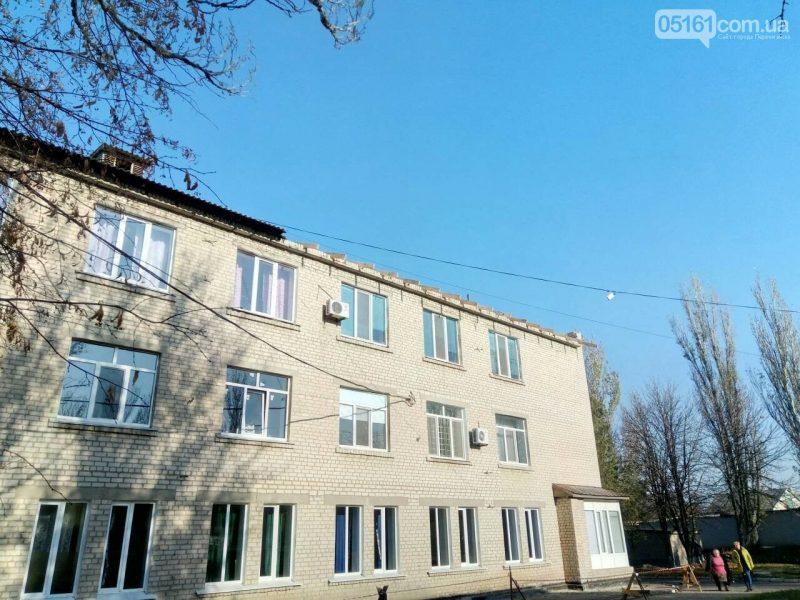 В Первомайске крышу главного корпуса центральной районной больницы отреставрируют за 1,5 миллиона