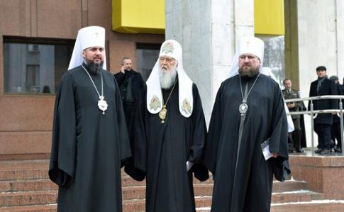 Томос ожидают в течение недели — на предстоятеля Украинской автокефальной церкви есть несколько претендентов
