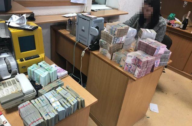 СБУ ликвидировала конвертационный центр, перечислявший деньги в РФ через офшоры
