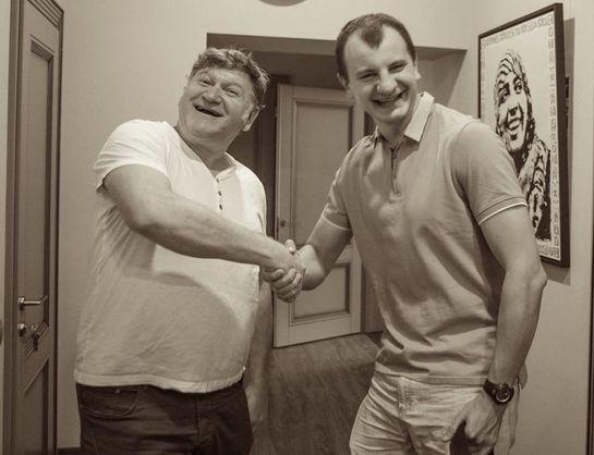 Россия внесла в санкционный список известного галериста вместо лидера С14