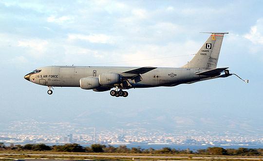 Самолет-разведчик США вошел в акваторию Черного моря