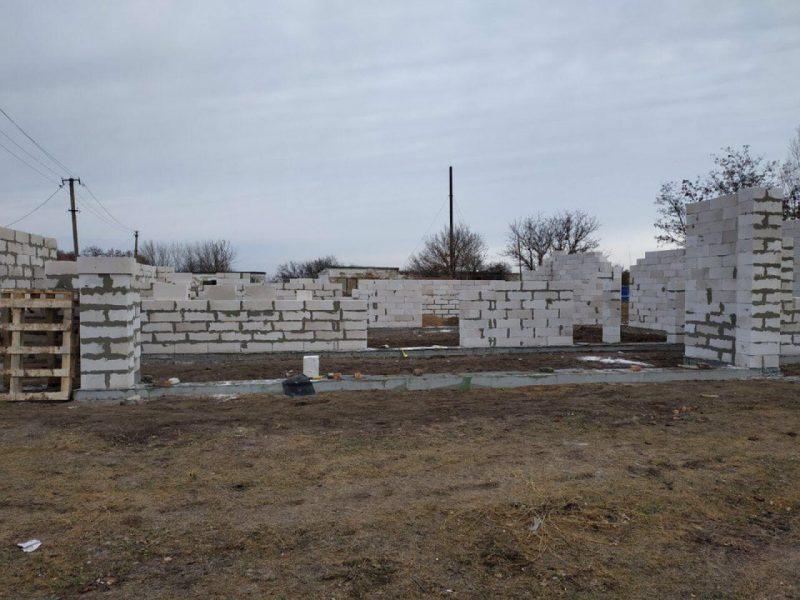 Успеть до конца года. В Николаевской области активно строятся сельские амбулатории