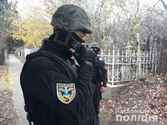 В Одессе на кладбище смертельно ранили ножом преподавателя вуза