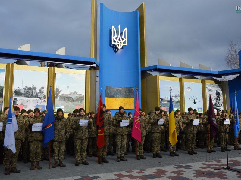 «#Ми_захистимо»: в Николаеве стартовал флеш-моб в поддержку украинских военнопленных