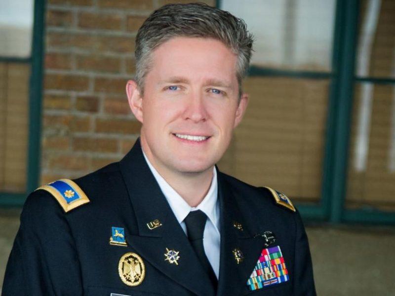 Мэр американского города погиб в Афганистане. Он служил в Национальной гвардии