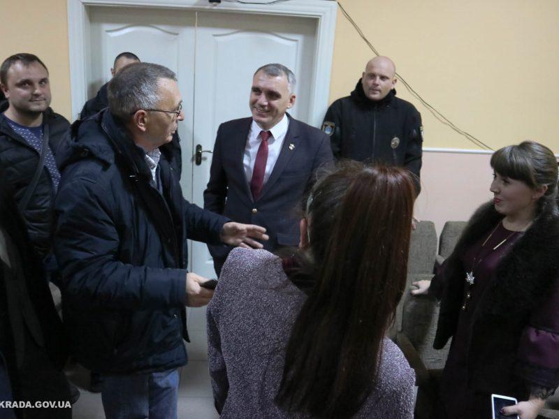 Сенкевич: «В следующем году планируем начать строительство амбулатории в Матвеевке»