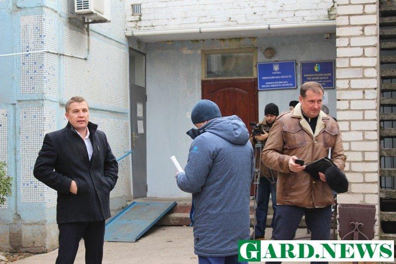 В Южноукраинске заявили о провале попытки захвата власти