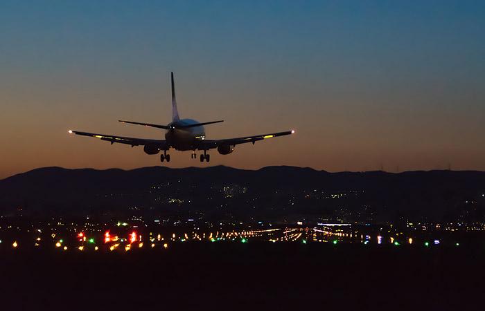 В Турции разбился самолет