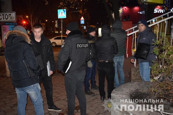 В Николаеве полиция задержала банду «барсеточников»