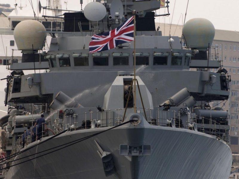 СМИ: Британия разместит в Украине дополнительные войска и боевой корабль