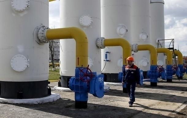 Транзит российского газа в Европу в минувшем году упал на 38%