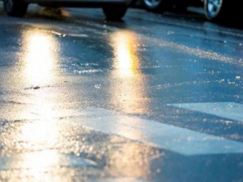 I уровень опасности на дорогах: водителям дали рекомендации